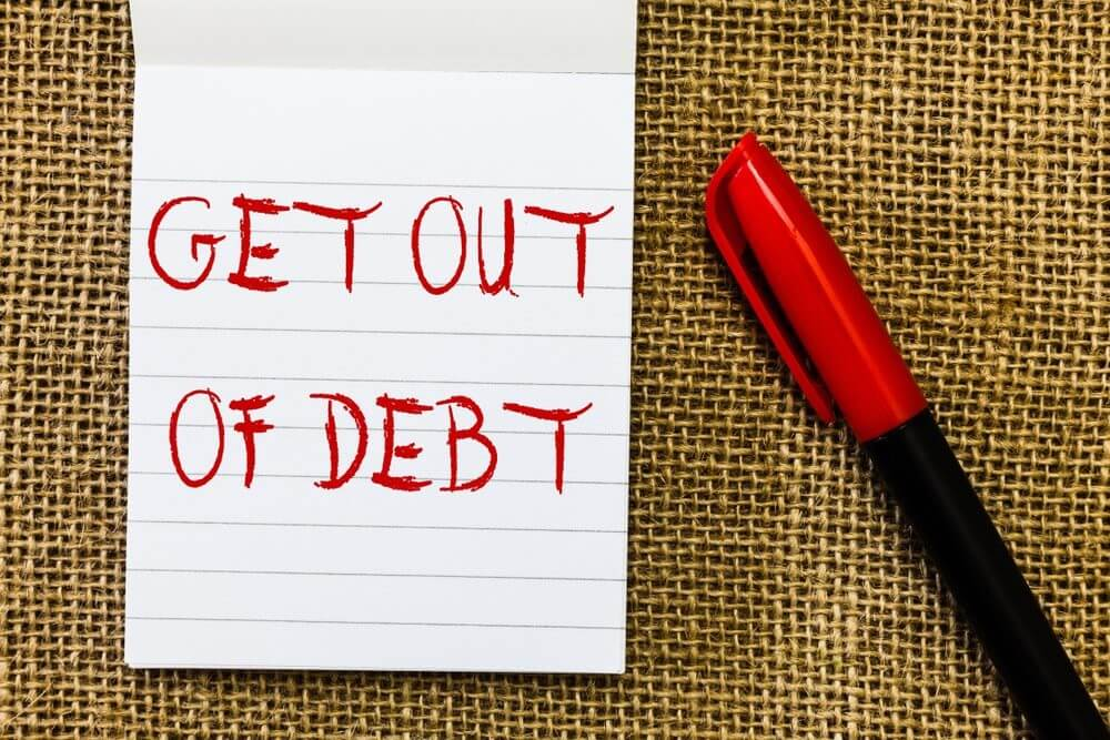 cara bayar hutang yang menumpuk